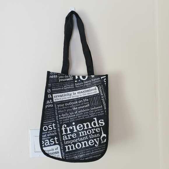 FREE w Lululemon purchase LL🍋 small reusable bag